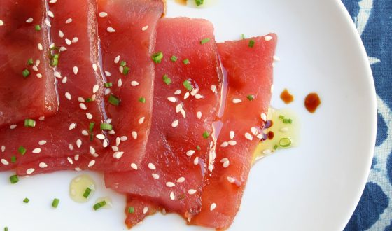 How to make sashimi