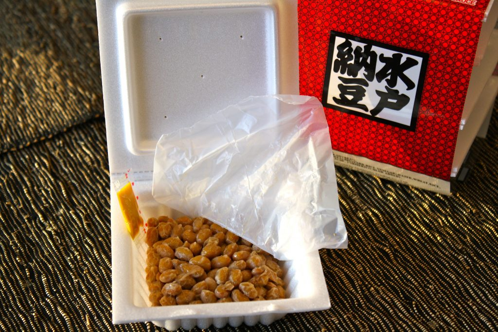 How to make natto