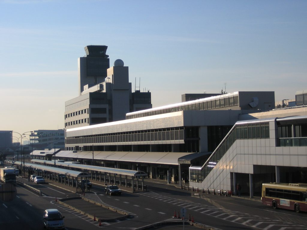 major airports in Japan