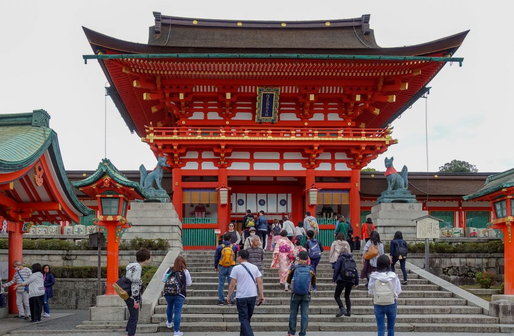 travel to Japan alone