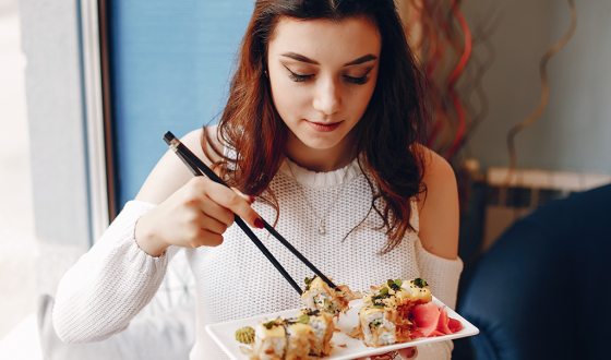 sushi while pregnant