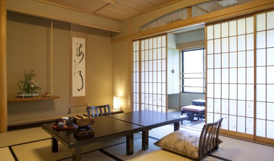 traditional japanese room