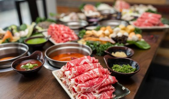 Japanese hot pot recipe