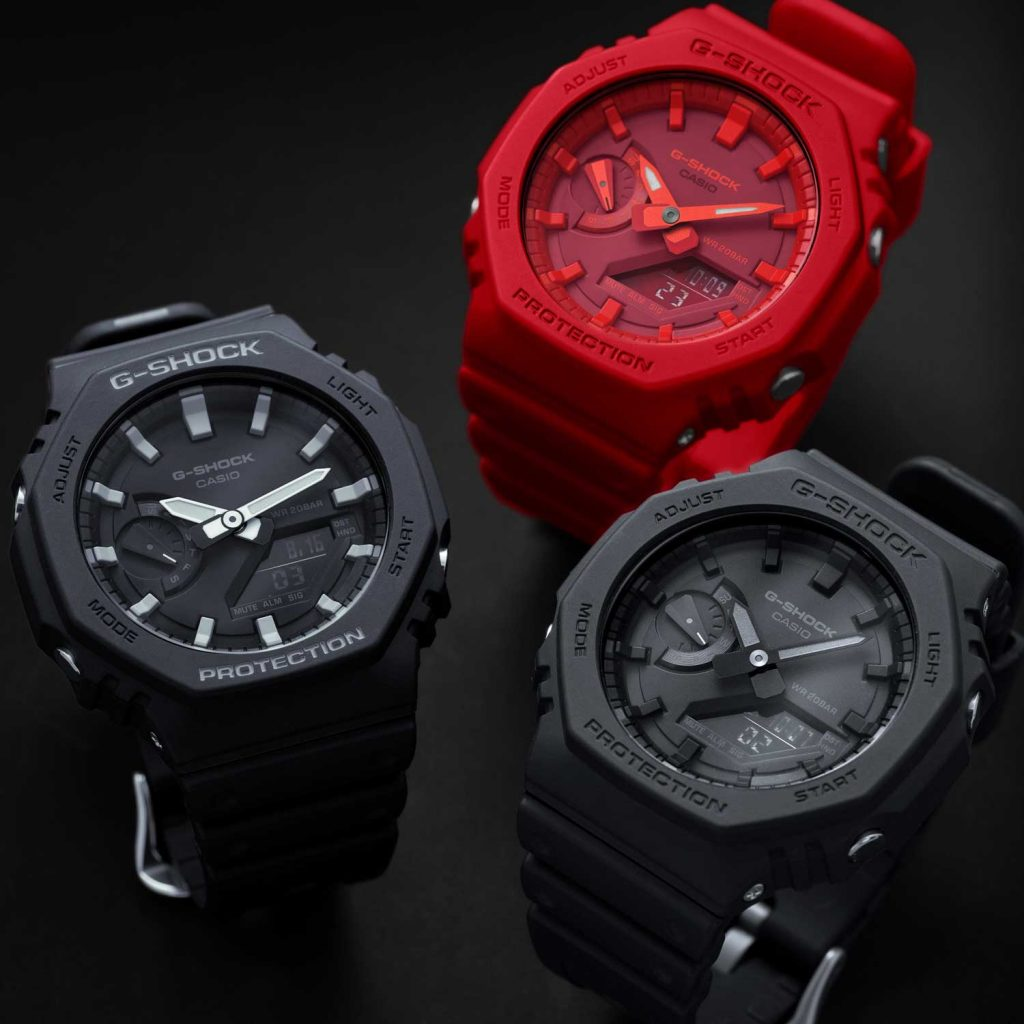most popular G shocks